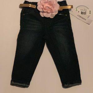Girl Toddler Denim Jeans